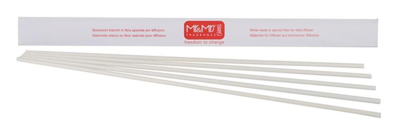Mr & Mrs Fragrance Accessories náhradné tyčinky do aróma difuzérov 5 ks umelé vlákno (Pantone)