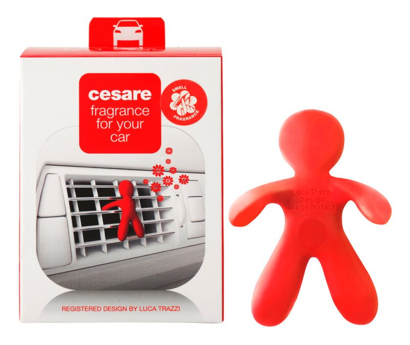Mr & Mrs Fragrance Cesare Pepper Mint Auto luchtverfrisser  1 st I.