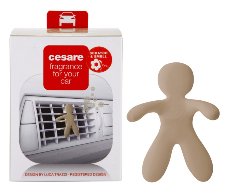 Mr & Mrs Fragrance Cesare Black Tea Car Air Freshener   I.