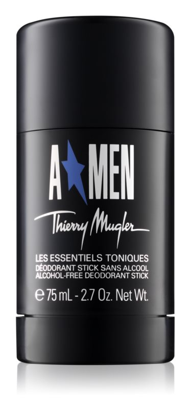 Mugler A*Men Deodorant Stick for Men 75 ml