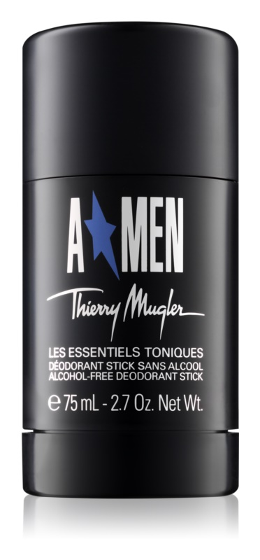 Mugler A*Men deodorante stick per uomo 75 ml