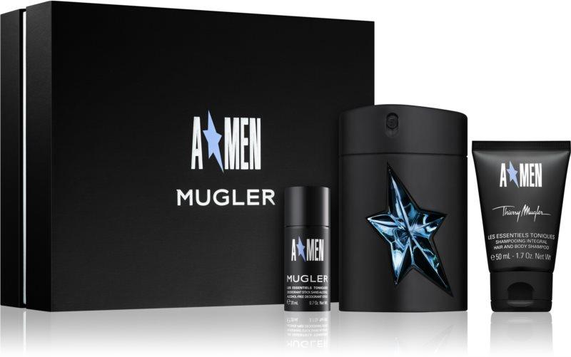 Mugler A*Men coffret III.