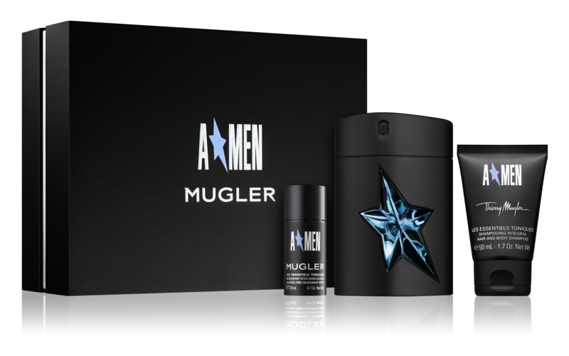 Mugler A*Men set cadou III.