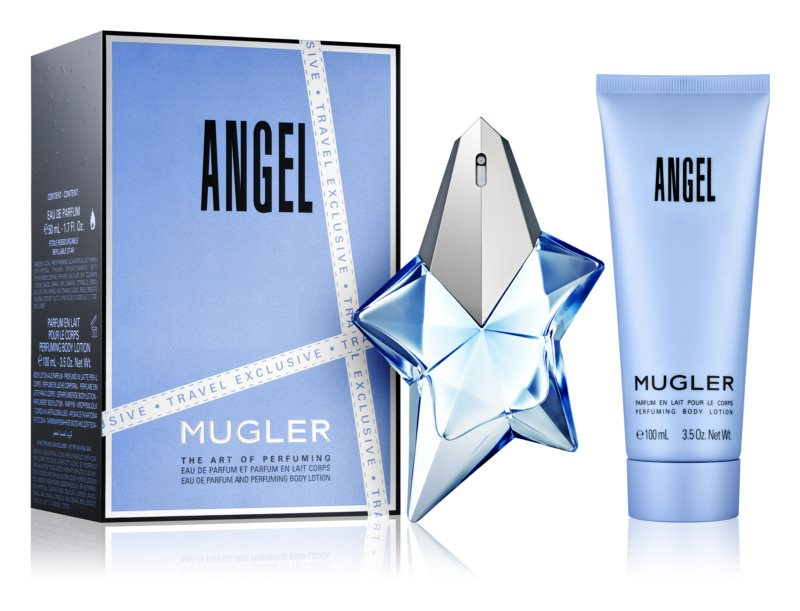 Mugler Angel Gift Set X.