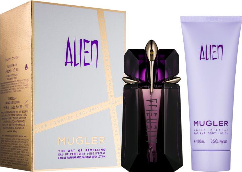 Mugler Alien Geschenkset VIII.