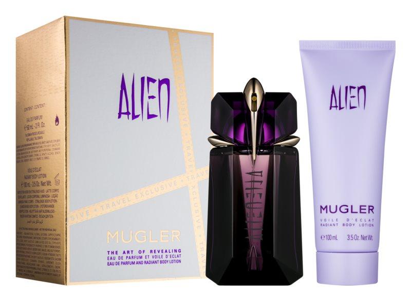 Mugler Alien подаръчен комплект VIII.