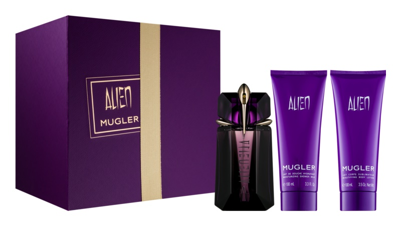 Mugler Alien set cadou XVI.