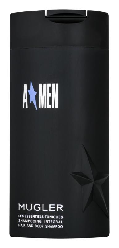 Mugler A*Men żel pod prysznic dla mężczyzn 200 ml