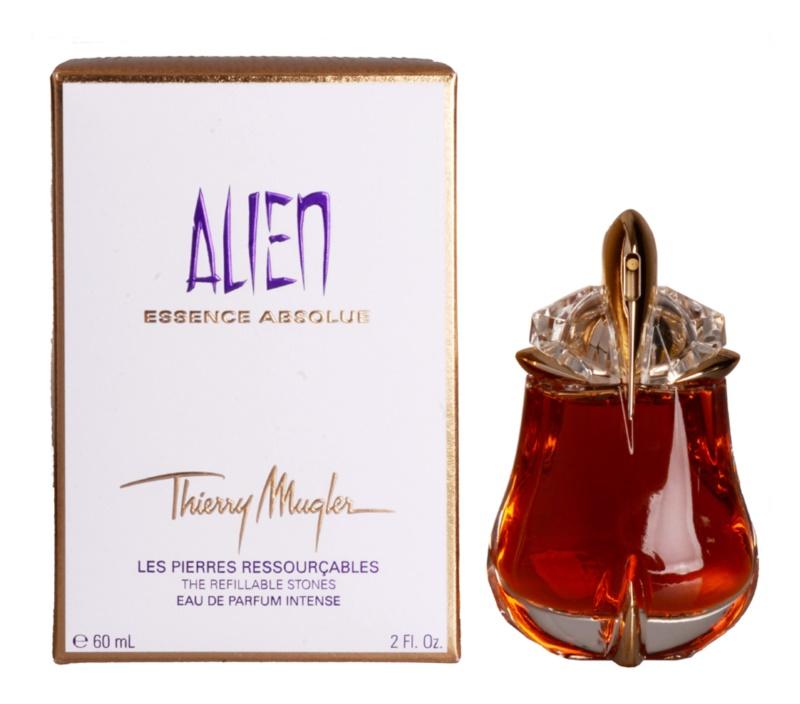 Mugler Alien Essence Absolue Eau de Parfum für Damen 60 ml Nachfüllbar