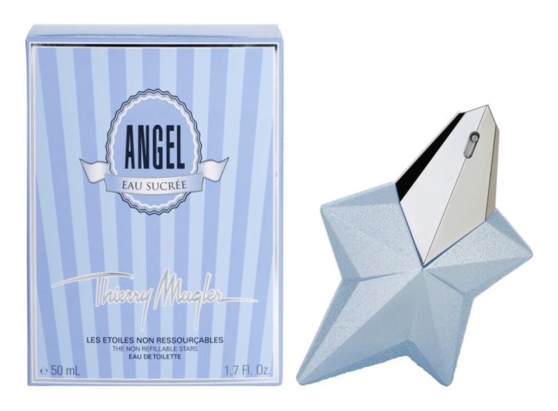 Mugler Angel Eau Sucree 2014 toaletná voda pre ženy 50 ml