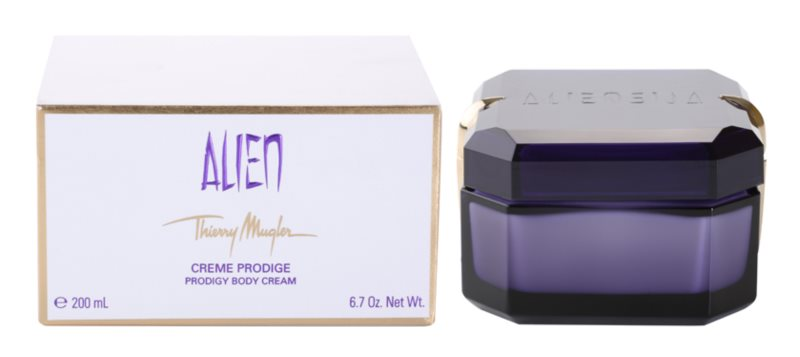 Mugler Alien Body Cream for Women 200 ml