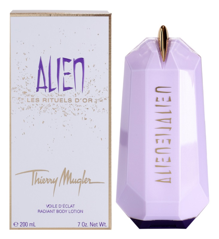 Mugler Alien Body Lotion for Women 200 ml