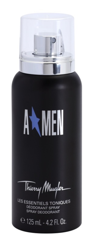 Mugler A*Men déo-spray pour homme 125 ml (sans emballage)