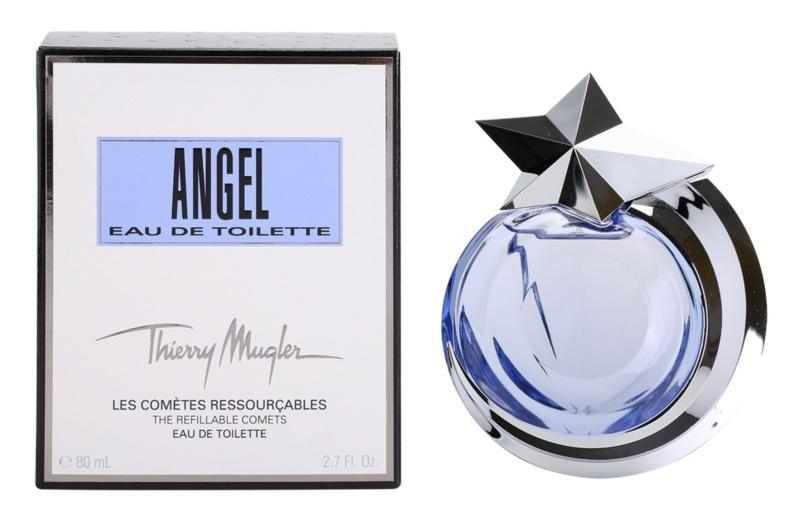 Mugler Angel Eau de Toilette voor Vrouwen  80 ml