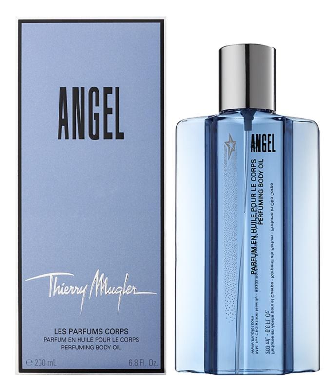 Mugler Angel Λάδι σώματος για γυναίκες 200 μλ
