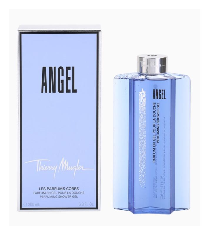 Mugler Angel гель для душу для жінок 200 мл