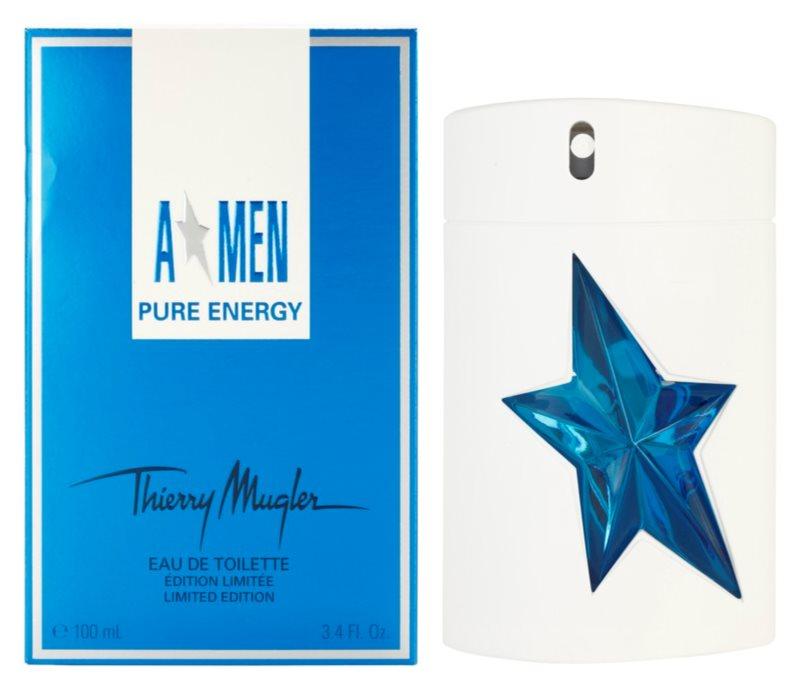 Mugler A*Men Pure Energy woda toaletowa dla mężczyzn 100 ml