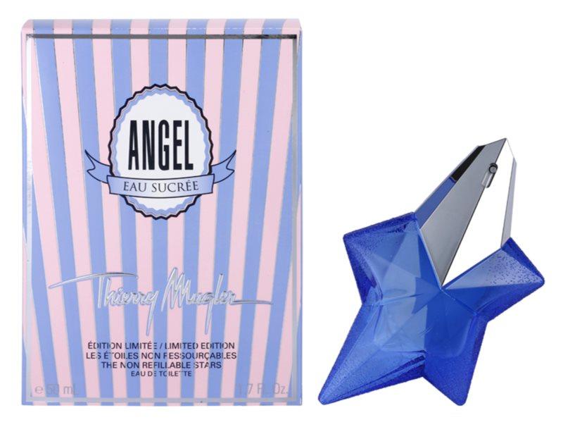 Mugler Angel Eau Sucree 2015 toaletní voda pro ženy 50 ml