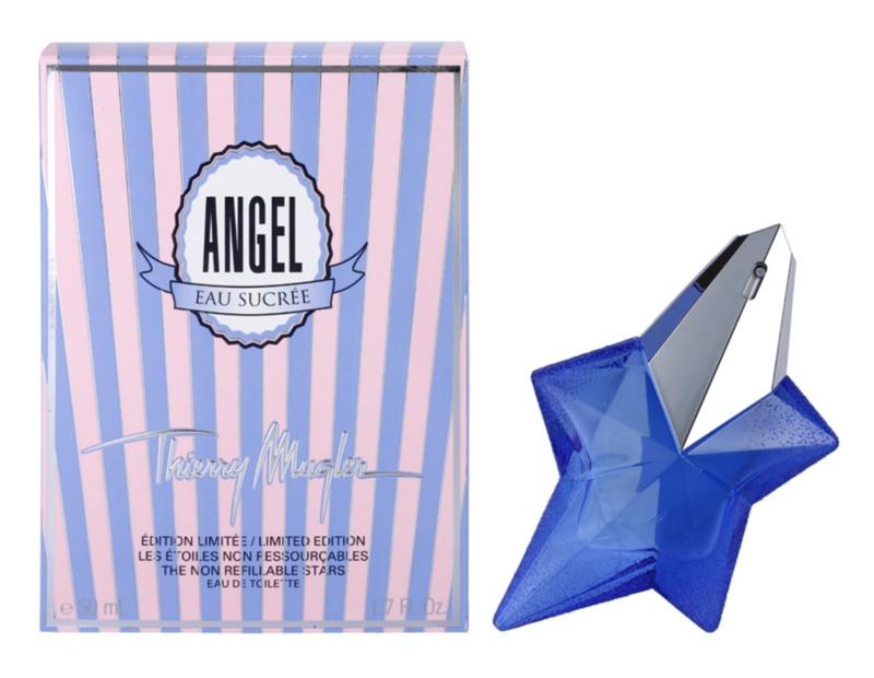 Mugler Angel Eau Sucree 2015 woda toaletowa dla kobiet 50 ml