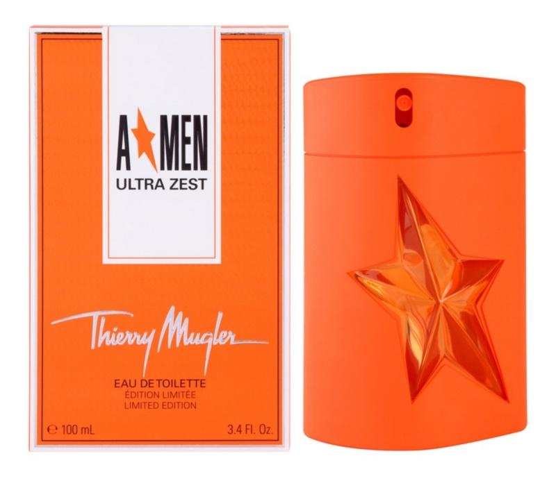 Mugler A*Men Ultra Zest Eau de Toilette for Men 100 ml