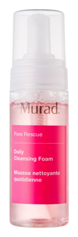 Murad Pore Rescue čisticí pěna pro pleť s nedokonalostmi