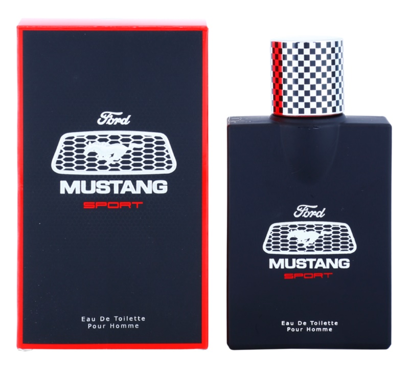 Mustang Sport Eau de Toilette für Herren 100 ml
