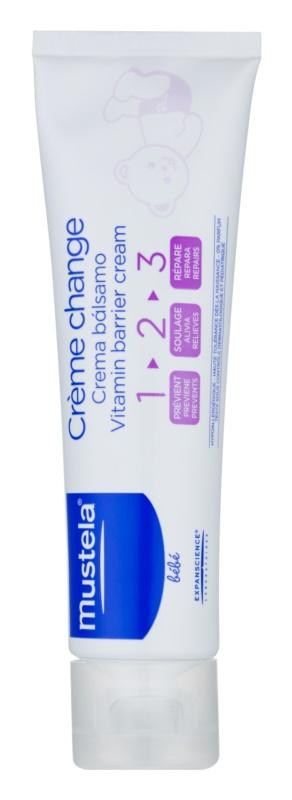 Mustela Bébé Change crema crema-tratament impotriva iritatiilor provocate de scutece