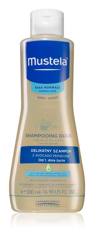 Mustela Bébé shampooing doux pour bébé