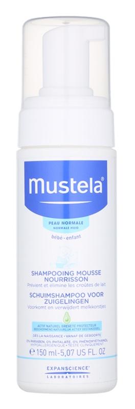 Mustela Bébé Bain szmpon w piance dla dzieci