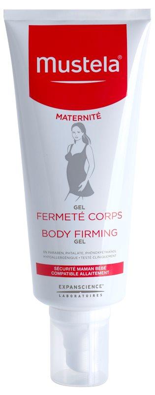 Mustela Maternité Gel de corp pentru fermitate pentru femei dupa nastere
