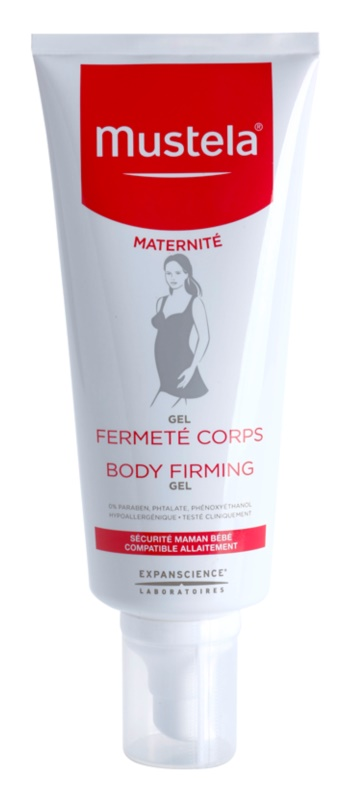 Mustela Maternité gel za učvrstitev kože za ženske po porodu