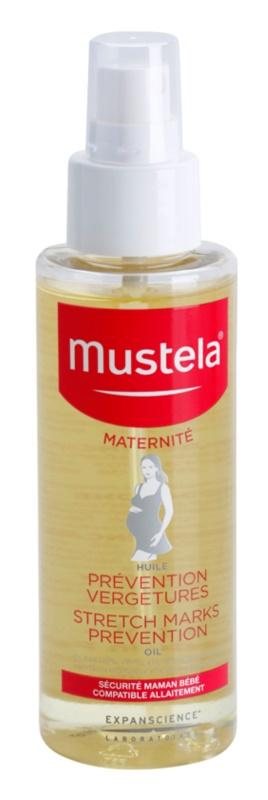 Mustela Maternité pečující olej pro prevenci strií
