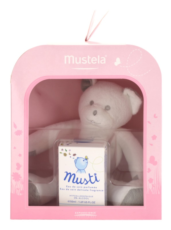Mustela Musti set cosmetice I.