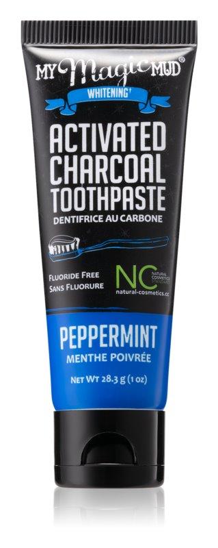 My Magic Mud Activated Charcoal dentifrice blanchissant au charbon actif petit format