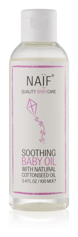 Naif Baby & Kids pomirjevalno olje za otroke