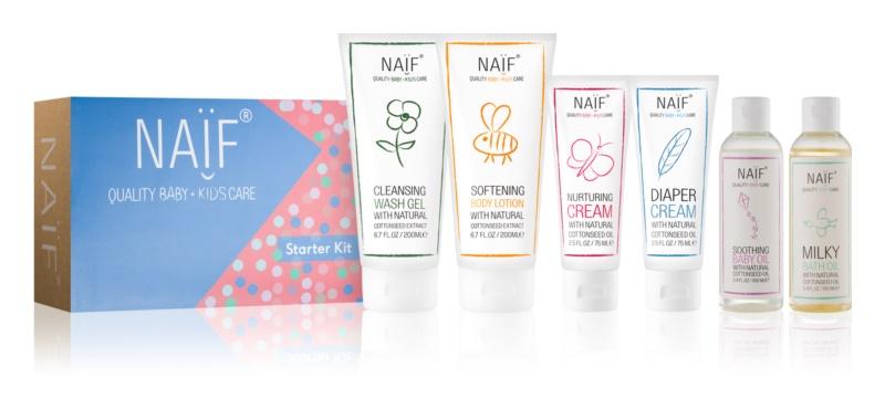 Naif Baby & Kids kosmetická sada I.
