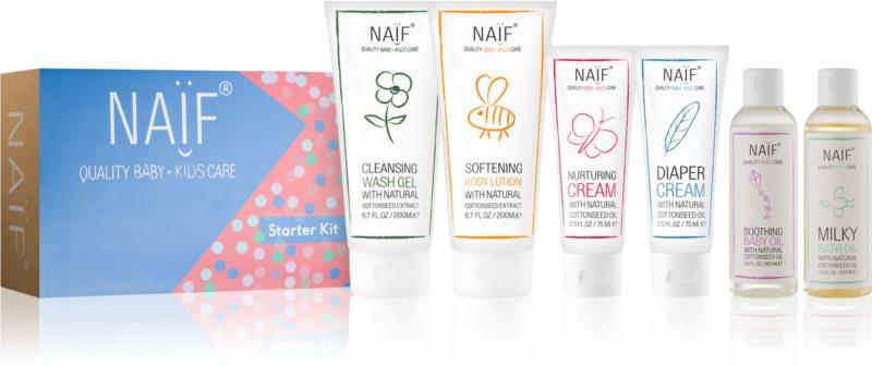 Naif Baby & Kids kozmetični set I.