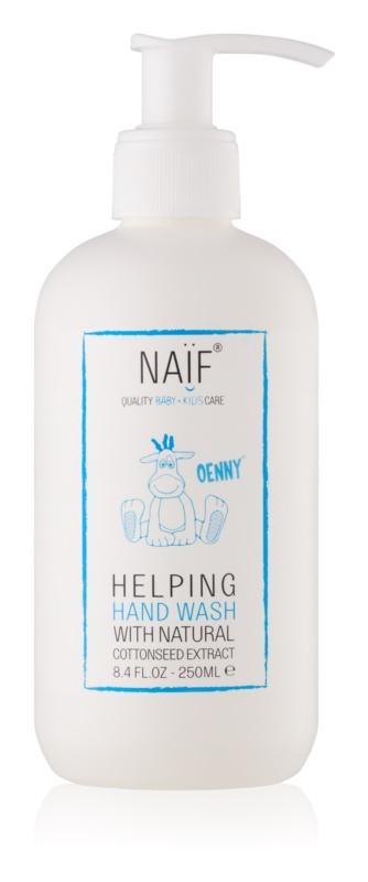 Naif Baby & Kids рідке мило для рук
