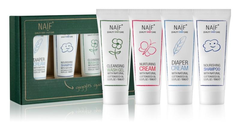 Naif Baby & Kids kosmetická sada V.