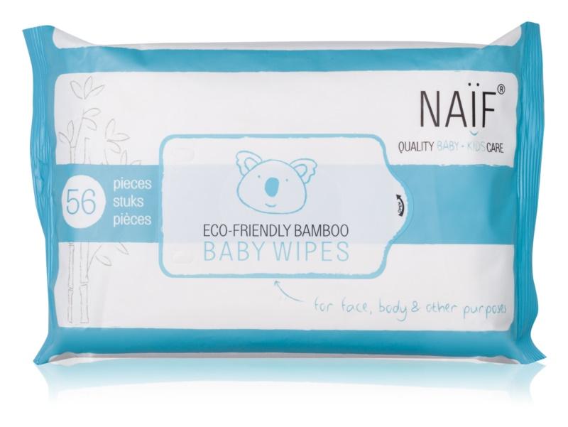 Naif Baby & Kids Șervețele umede pentru nou-nascuti si copii
