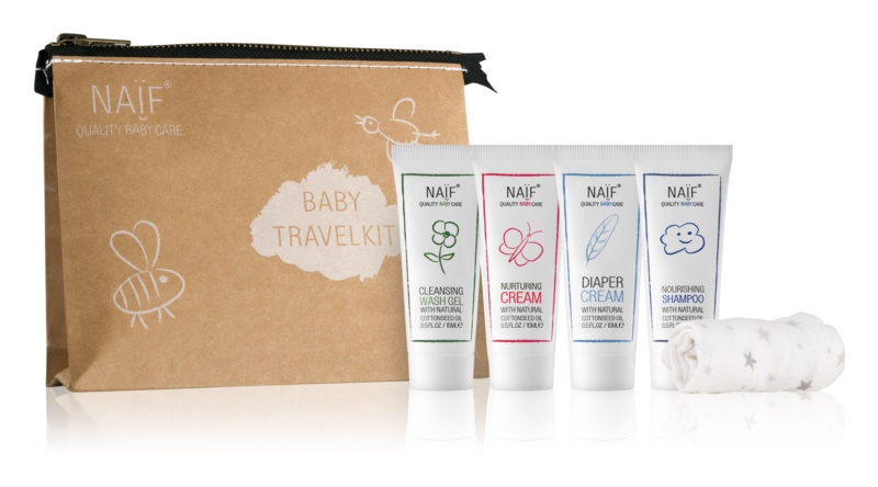 Naif Baby & Kids set cosmetice IV.