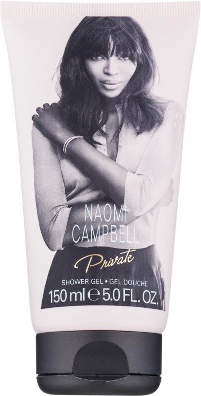 Naomi Campbell Private Duschgel für Damen 150 ml