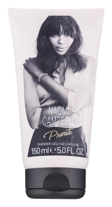 Naomi Campbell Private sprchový gél pre ženy 150 ml