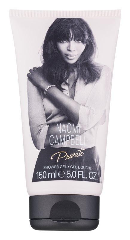 Naomi Campbell Private sprchový gel pro ženy 150 ml