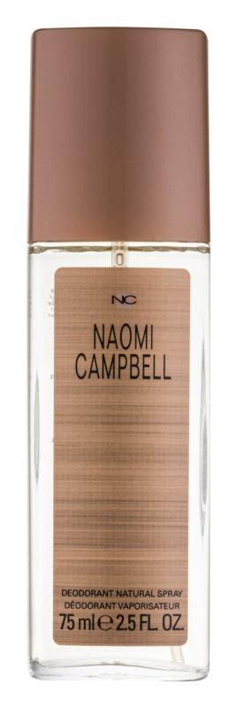 Naomi Campbell Naomi Campbell dezodorant z atomizerem dla kobiet 75 ml