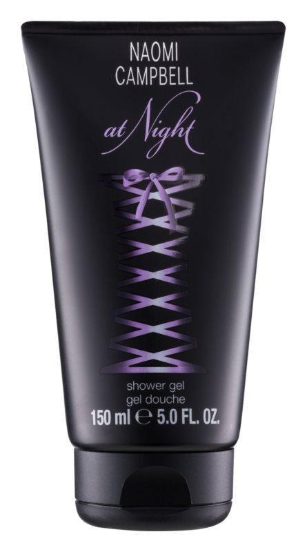 Naomi Campbell At Night Shower Gel for Women 150 ml
