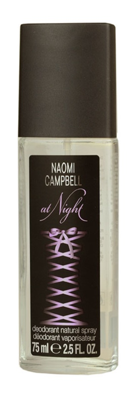 Naomi Campbell At Night deodorant spray pentru femei 75 ml