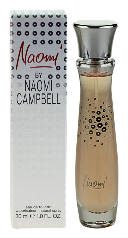 Naomi Campbell Naomi eau de toilette nőknek 30 ml