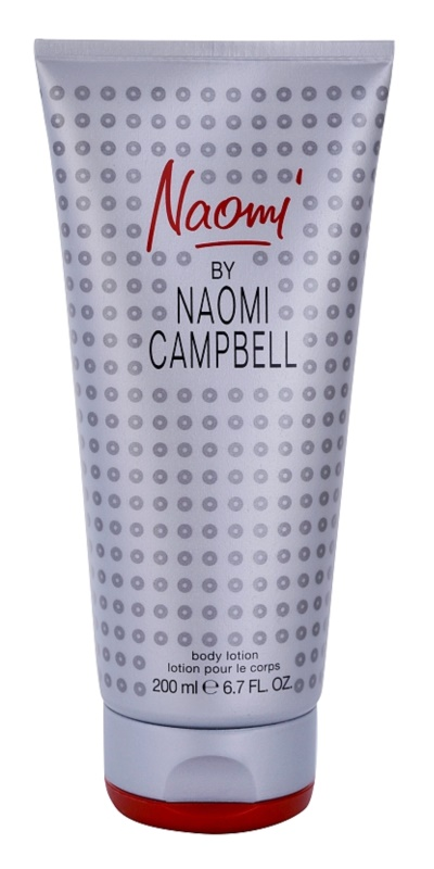 Naomi Campbell Naomi тоалетно мляко за тяло за жени 200 мл.