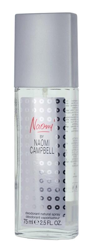 Naomi Campbell Naomi deodorant spray pentru femei 75 ml